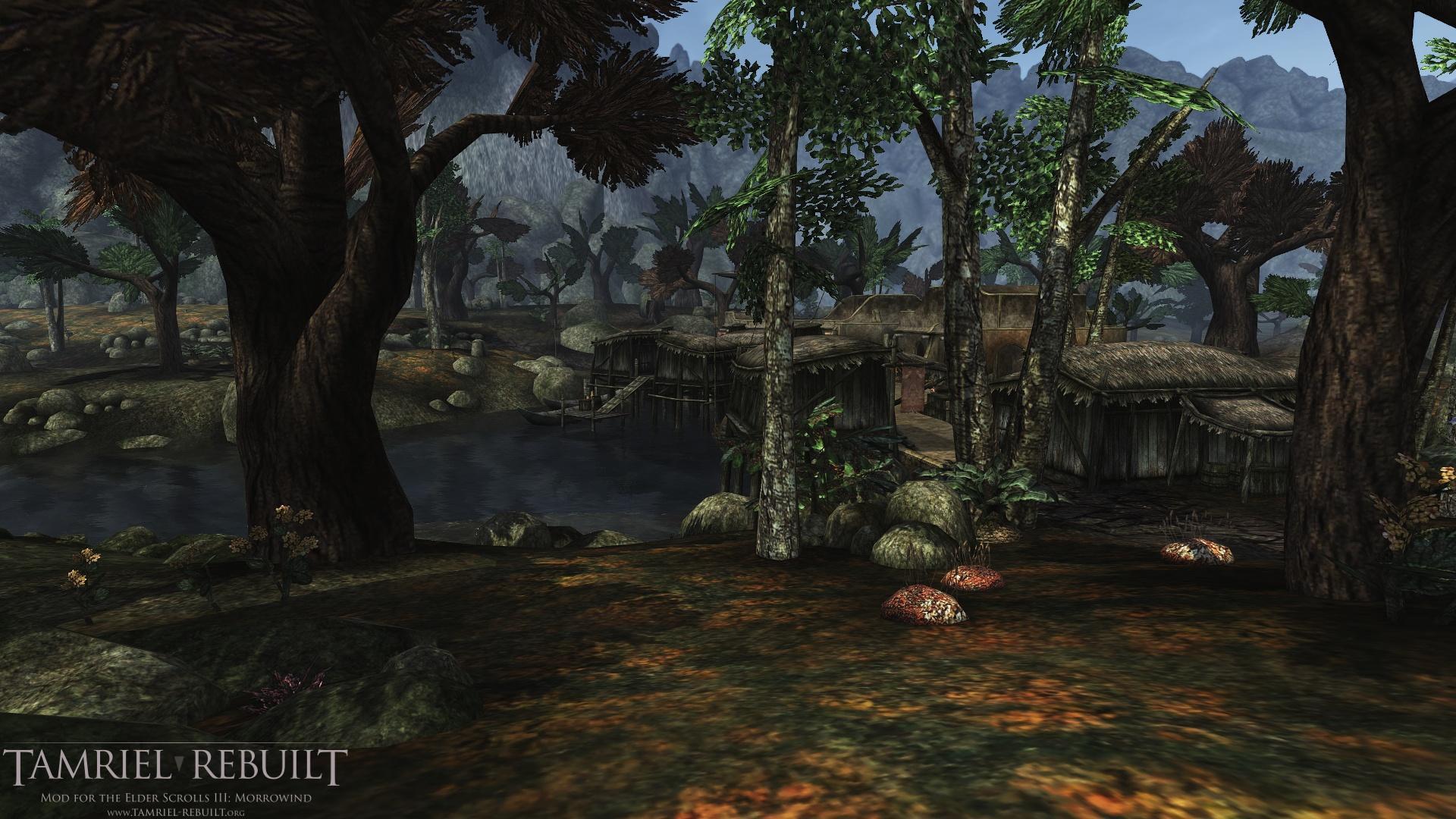 Tamriel Rebuilt Morrowind Mod Project